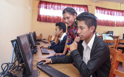 P&G Alumni Bring Computer Centers to Rural Students