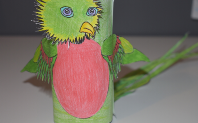 Quetzal for a Cause Craft